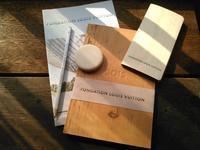 ルイ・ヴィトン財団美術館 オリジナル文房具 - くらしき絵本館+雑貨室のお仕事つづり