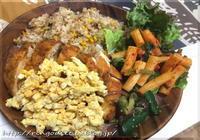 朝ごはん、ボリュームを、、、抑えるように (―'`―;) これからは・・・ - 今日の晩御飯何作ろう!?(2)