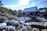 雪景色! ~等持院~ - Prado Photography!