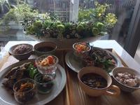 野菜を楽しむ料理教室です・・・3/18 - vegechi