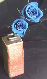 新商品 - プリザーブドフラワー紅鶴  (千葉市中央区登戸の手作りのお花屋さん)