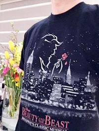 3/17「美女と野獣」公開記念にTシャツをおろす/行正り香イチゴショートのホールを焼くの巻 - Isao Watanabeの'Spice of Life'.