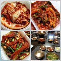 황태 파김치(干しスケソウダラとネギのキムチ) - キューニーの食卓