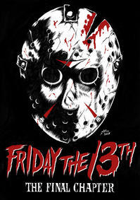 Friday the 13th part.4 - xTKCx  artworks