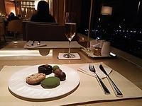 今日の寝菓子♪@リッツSingapore - よく飲むオバチャン☆本日のメニュー