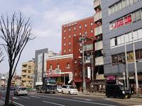 青春18切符の旅 第二弾☆★北陸線 金沢セントラルホテルともりもり寿司 - うふふの時間