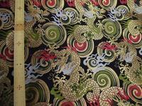 西陣織金襴 龍 - おさや糸店