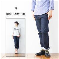 ordinary fits [オーディナリー フィッツ] RIDERS 5P DENIM PANTS one wash [OM-P109OW] MEN'S/LADY'S - refalt   ...   kamp temps