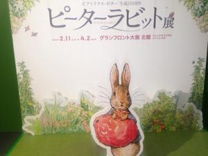 ピーターラビット展 - Cherry's diary