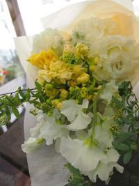 春のイベント盛りだくさんです。山之口商店街もにぎわってますよ~ - ルーシュの花仕事