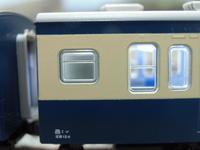 KATO 115系800番台 Hゴム隙間の改善 - 新湘南電鐵 横濱工廠2