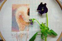 【趣味の刺繍】HAED始めました。 - l'Atelier de foyu の 日々