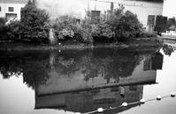 運河沿い(その7) - そぞろ歩きの記憶