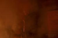 初夜上堂のとき @ 1266回 修二会 - 東大寺が大好き