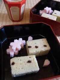 こなし花見団子 - 和のお菓子作り