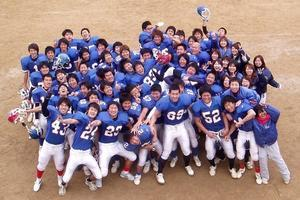 不安に打ち勝つ【OB Interview vol.8】 - 大阪大学 アメリカンフットボール部 TRIDENTS