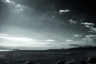 春惜月 寫誌 ⑮ 春の陽気に大島、初島、遠くに神津島、大室山に小室山… - le fotografie di digit@l