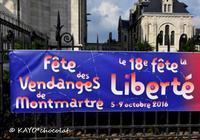 2016パリ旅行記9-2 :「ブドウ収穫祭で、飲んで食べて!(10/8-その2)」 - わたしの足跡