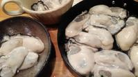 広島の美味しい牡蠣 - 湘南でビール