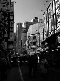 新宿 - 節操のない写真館