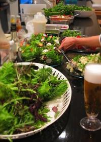 美味なパクチー料理の晩餐@アトリエキッチン鎌倉 - 横浜・フランス&世界旅の料理教室 ~うららの味な旅 味な日々~