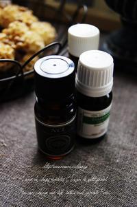 家庭で常備したい精油たち。 - une anemone*