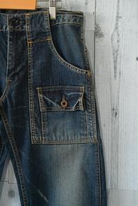 BLUE WAY/ブルーウェイ ブッシュパンツ ビンテージユーズド ワークパンツ - アメカジ、古着、ミリタリーファッションのブログ