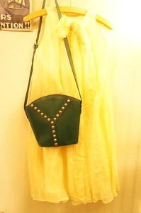 YSL bag GREEN - carboots