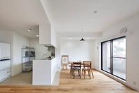 神戸市住吉川のマンションリノベーション - 家をつくることを考える仕事をしています。 Coo Planning