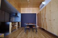 大阪市旭区の家 - 家をつくることを考える仕事をしています。 Coo Planning
