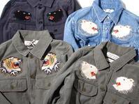 CHARGER別注のプリントTシャツと超格好いい春のトップスが入荷しました。 - CHARGER JOURNAL