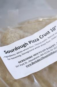 sourdough pizza - flavor of my life