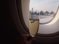 2017.1 香港タイ旅 タイ国際航空ビジネスクラス - ルーシュの花仕事