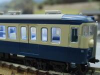 KATO 115系800番台 Hゴム隙間の改善2 - 新湘南電鐵 横濱工廠2