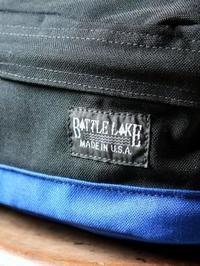 BATTLE LAKE ウエストバッグ - 【Tapir Diary】神戸のセレクトショップ『タピア』のブログです
