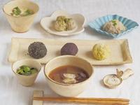 お彼岸の料理 - 陶器通販・益子焼 雑貨手作り陶器のサイトショップ 木のねのブログ