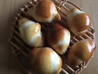 ロールパン 焼きました 焼けました - パンと焼き菓子の記録