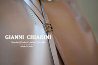 """"""" GIANNI CHIARINI 定番レザーTote Bag ...3/20mon"""" - SHOP ◆ The Spiralという館~カフェとインポート雑貨のある次世代型セレクトショップ~"""