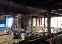 天理の家 進捗状況4 - 「木の家づくり」奈良の設計事務所FRONTdesign 女性建築士の設計ウェブログ