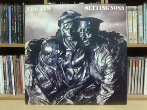 Setting Sons / The Jam - へどつぶ・STATION♪