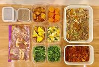 今週の常備菜&野菜の使い切り方&おちびストウブでも常備菜作り - 10年後も好きな家