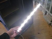 """工夫次第でいろいろな場所で""""光の演出""""が可能な「LED bar」 - GLASS ONION'S BLOG"""