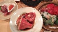 ワカコ酒2 金目鯛の煮付け 寄せて夕飯 - 湘南でビール