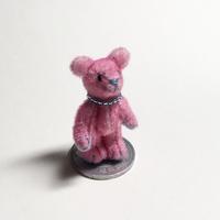 ぴんくま - テディベアのブログ Urslazuli
