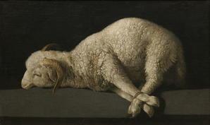 O Lamm gottes, unschuldig《神の小羊よ、汚れなきかな(十字架の上にほふられたまいし)》 - ロビンソン商会 歌詞対訳works