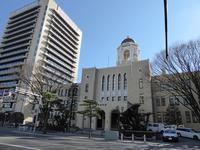 富士山と静岡おでんとイスラム風の旧市庁舎旧館♪ 青春18きっぷの旅 - ルソイの半バックパッカー旅