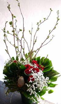 T.M.Revolutionの西川 貴教さんへの楽屋花。Zepp札幌へお届け。 - 札幌 花屋 meLL flowers
