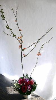 体操クラブのイベントに。石狩市花川南にお届け。 - 札幌 花屋 meLL flowers