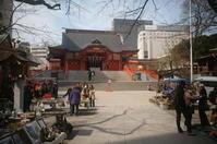 新宿花園神社 - 写真日記