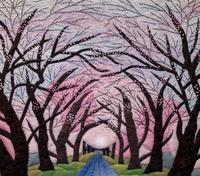 桜のキルト - 林サヨコ創作キルトの世界
